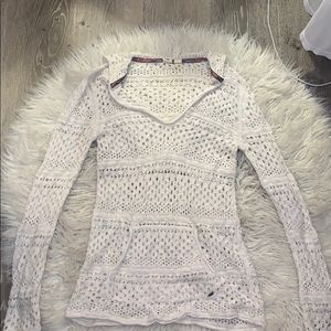 🌟 Roxy crochet top 🌟